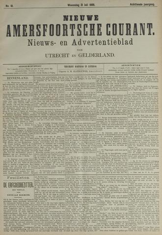 Nieuwe Amersfoortsche Courant 1889-07-31