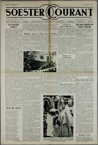 Soester Courant 1963-11-01