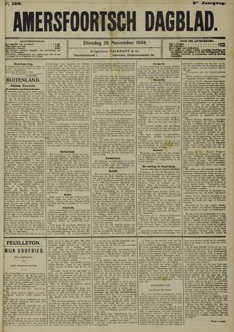 Amersfoortsch Dagblad 1904-11-29