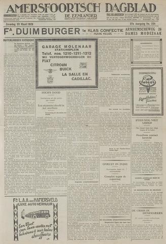 Amersfoortsch Dagblad / De Eemlander 1929-03-23