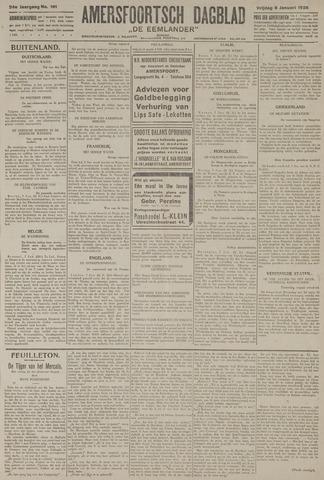 Amersfoortsch Dagblad / De Eemlander 1926-01-08