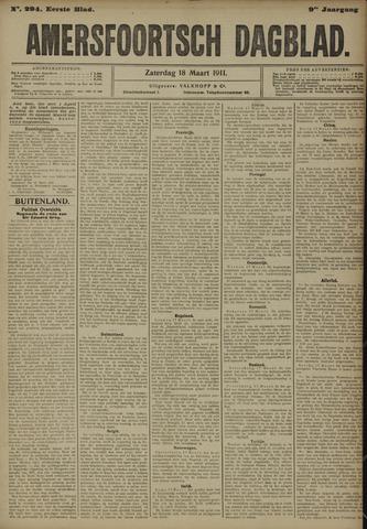 Amersfoortsch Dagblad 1911-03-18
