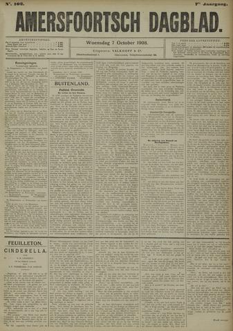 Amersfoortsch Dagblad 1908-10-07