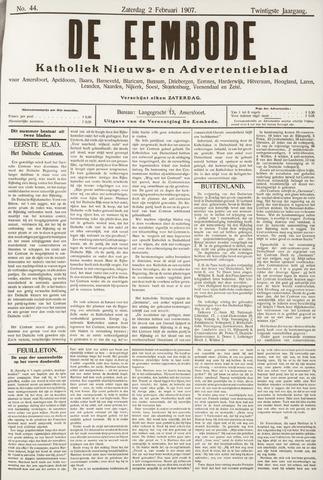 De Eembode 1907-02-02