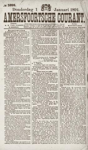 Amersfoortsche Courant 1891