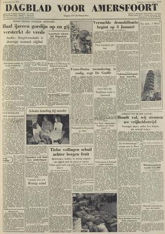 Dagblad voor Amersfoort 1949-11-15