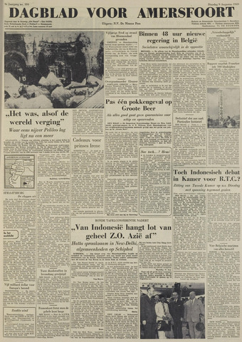 Dagblad voor Amersfoort 1949-08-09