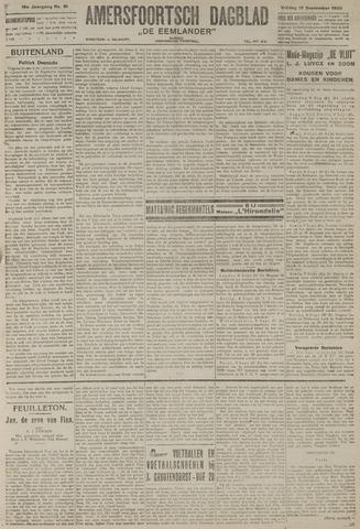 Amersfoortsch Dagblad / De Eemlander 1920-09-10