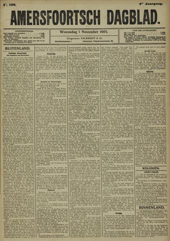 Amersfoortsch Dagblad 1905-11-01