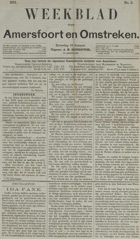 Weekblad voor Amersfoort en Omstreken 1872-01-13