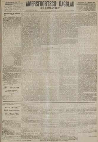 Amersfoortsch Dagblad / De Eemlander 1918-02-13