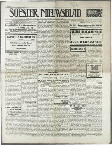 Soester Courant 1931-07-17