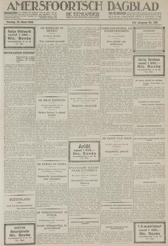 Amersfoortsch Dagblad / De Eemlander 1929-03-26