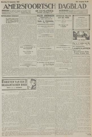 Amersfoortsch Dagblad / De Eemlander 1929-09-16