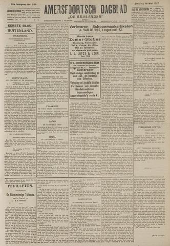 Amersfoortsch Dagblad / De Eemlander 1927-05-10