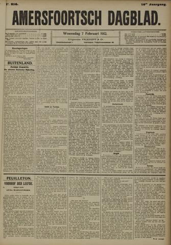 Amersfoortsch Dagblad 1912-02-07