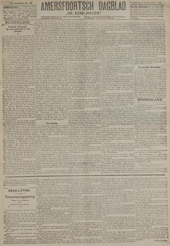 Amersfoortsch Dagblad / De Eemlander 1918-09-05