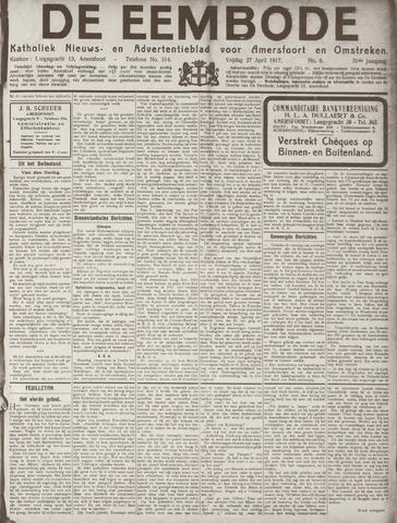 De Eembode 1917-04-27
