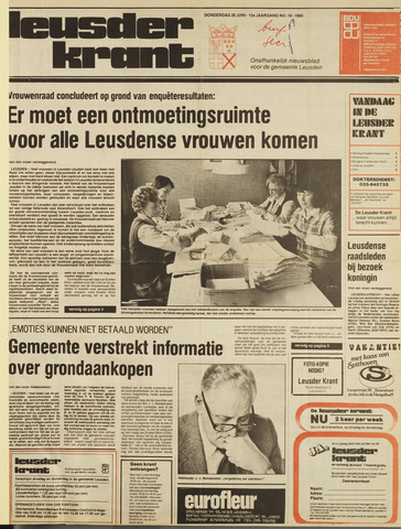 Leusder Krant 1980-06-26