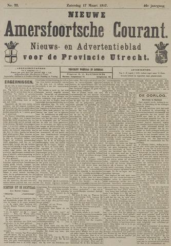 Nieuwe Amersfoortsche Courant 1917-03-17