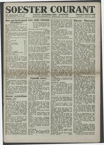 Soester Courant 1946-02-05
