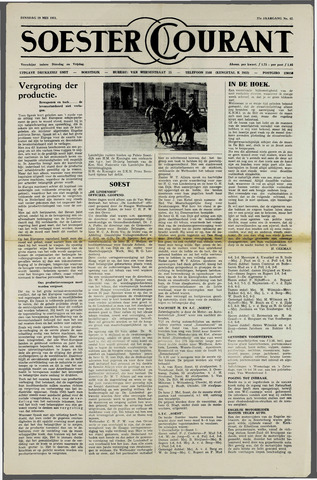 Soester Courant 1951-05-29