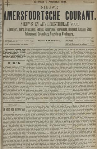 Nieuwe Amersfoortsche Courant 1881-08-06