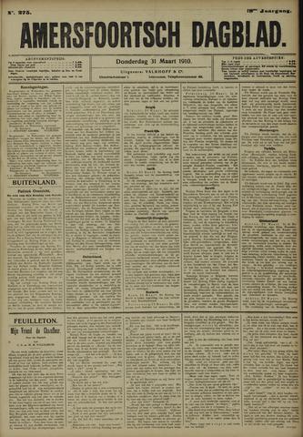 Amersfoortsch Dagblad 1910-03-31