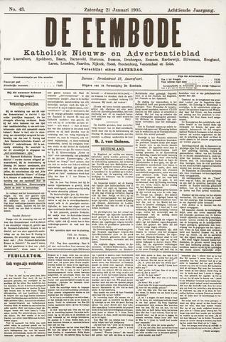 De Eembode 1905-01-21