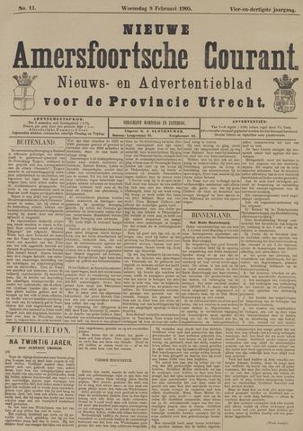 Nieuwe Amersfoortsche Courant 1905-02-08