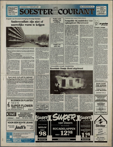 Soester Courant 1987-02-11
