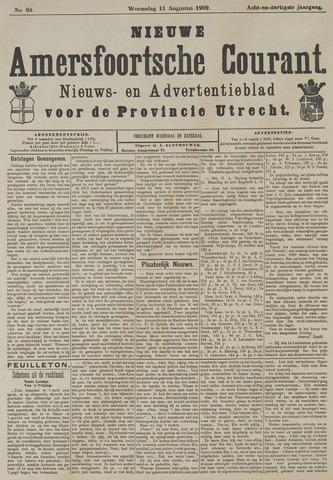 Nieuwe Amersfoortsche Courant 1909-08-11