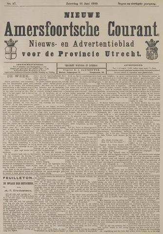 Nieuwe Amersfoortsche Courant 1910-06-11