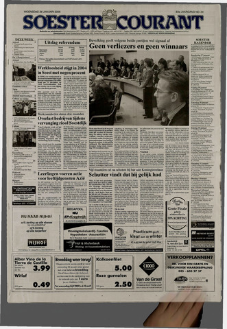 Soester Courant 2005-01-26