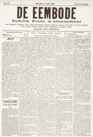De Eembode 1890-07-19