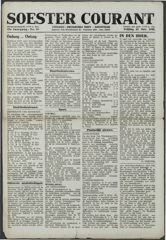 Soester Courant 1946-11-15