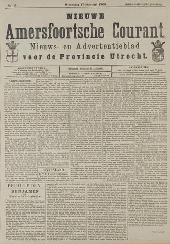 Nieuwe Amersfoortsche Courant 1909-02-17