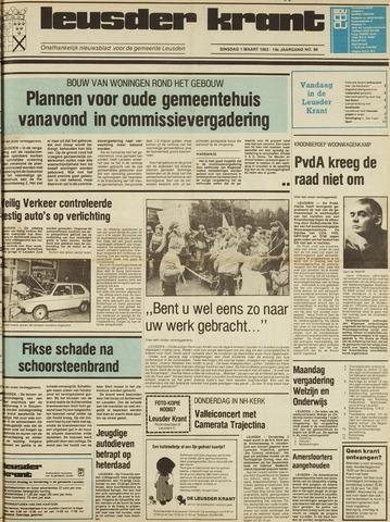 Leusder Krant 1983-03-01