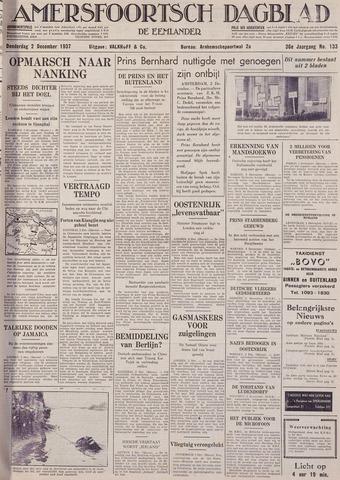 Amersfoortsch Dagblad / De Eemlander 1937-12-02