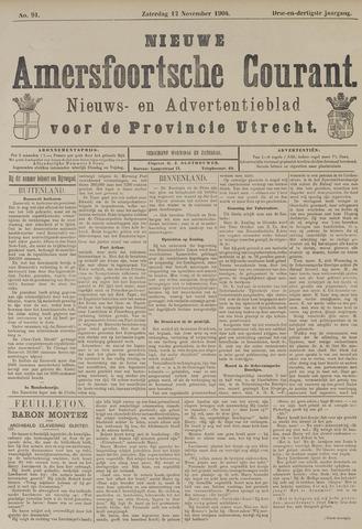 Nieuwe Amersfoortsche Courant 1904-11-12