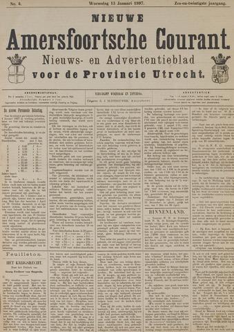 Nieuwe Amersfoortsche Courant 1897-01-13