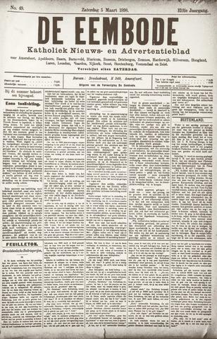 De Eembode 1898-03-05