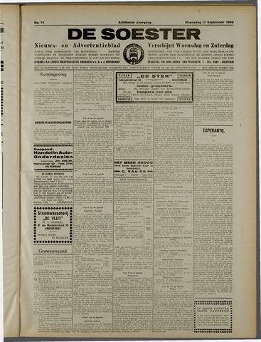 De Soester 1930-09-17