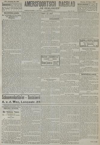 Amersfoortsch Dagblad / De Eemlander 1922-03-28