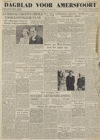 Dagblad voor Amersfoort 1949-07-05