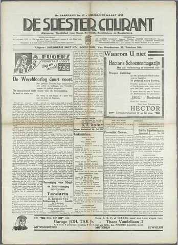 Soester Courant 1935-03-22
