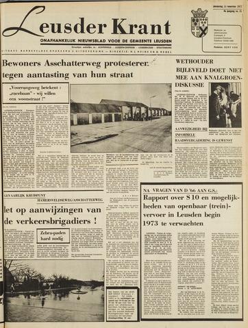 Leusder Krant 1972-11-23