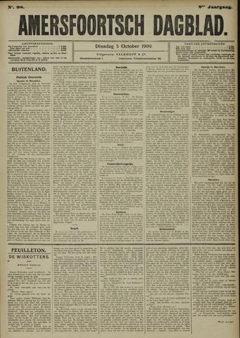 Amersfoortsch Dagblad 1909-10-05