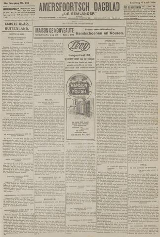 Amersfoortsch Dagblad / De Eemlander 1926-04-10