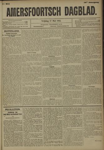 Amersfoortsch Dagblad 1912-05-17